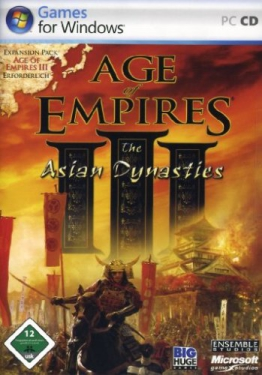 Age of Empires III: The Asian Dynasties (Add - On) - [PC] - 1