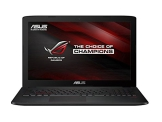 Asus ROG GL552JX-CN154T 39,6 cm (15,6 Zoll matt FHD) Notebook (Intel Core i7-4720HQ, 8GB RAM, 1TB HDD+128GB HDD, NVIDIA GF 950M, Win 10 Home) schwarz - 1