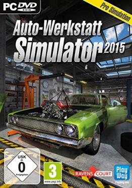 Auto-Werkstatt Simulator 2015 (PC) - 1