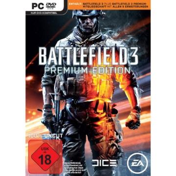 Battlefield 3 - Premium Edition - [PC] - 1