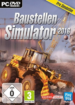 Baustellen-Simulator 2016 (PC) - 1