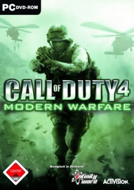 Call of Duty 4 - Modern Warfare (DVD-ROM) - 1