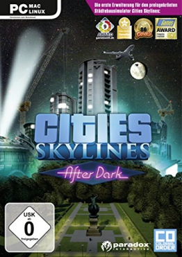 Cities: Skylines After Dark (PC) - 1