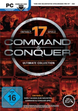 Command & Conquer (Ultimate Collection) - 1