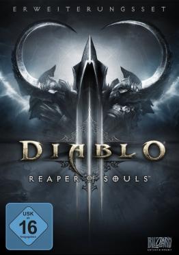 Diablo III: Reaper of Souls [PC Code - Battle.net] - 1
