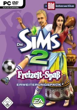 Die Sims 2: Freizeit Spaß - 1