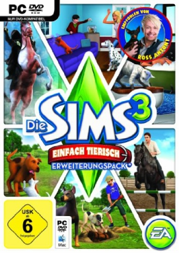 Die Sims 3: Einfach tierisch - 1