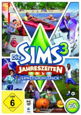 Die Sims 3: Jahreszeiten - 1