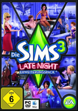 Die Sims 3: Late Night - 1