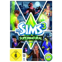 Die Sims 3: Supernatural - 1