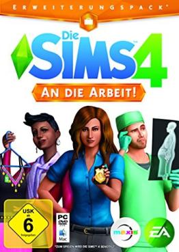 Die Sims 4 - An die Arbeit - Erweiterungspack - [PC] - 1