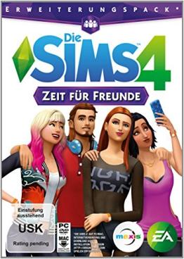 Die Sims 4 - Zeit für Freunde - [PC] - 1