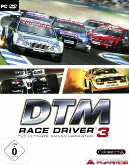 DTM Race Driver 3 [Software Pyramide] - 1