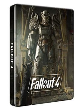 Fallout 4 Uncut - Standard inkl. Steelbook (exkl. bei Amazon.de) - [PC] - 1