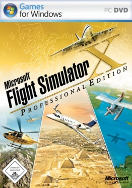 Flight Simulator X (Professional Edition) - 1