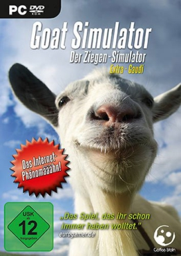 Goat Simulator: Der Ziegen Simulator - 1