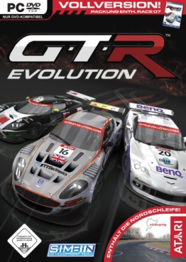 GTR Evolution (DVD-ROM) - 1