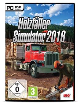 Holzfäller Simulator 2016 - [PC] - 1