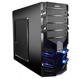 Hyrican Alpha PCK04801 Gaming-PC [i7-6700K / 16GB RAM / 240GB SSD / 2TB HDD / GTX 970 / Intel Z170 / Win10]