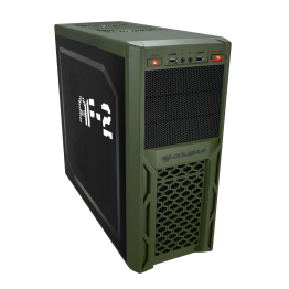 Hyrican Military PCK04844 Gaming-PC [i7-6700K / 8GB RAM / 240GB SSD / 1TB HDD / GTX 980Ti / Intel Z170 / Win10]