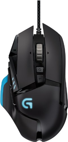 Logitech G502 Proteus Core Tunable Gaming Maus - 1