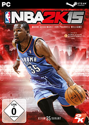 NBA 2K15 (Download - Code, kein Datenträger enthalten) - [PC] - 1