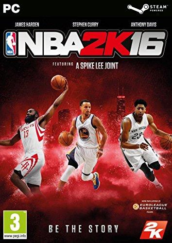 NBA 2K16 (Code in der Box) - [PC] - 1