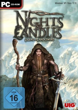 Nights & Candles - Legend of Candlewind - [PC] - 1