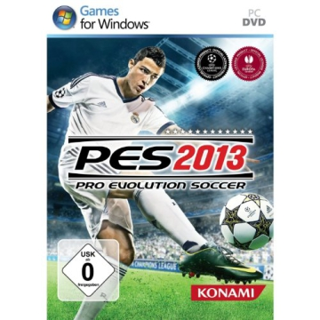 PES 2013 - Pro Evolution Soccer - 1