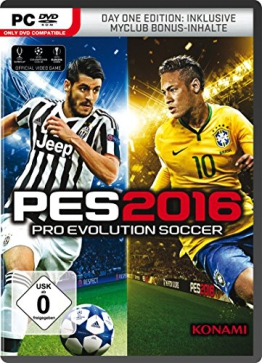 PES 2016 - Day 1 Edition [PC] - 1