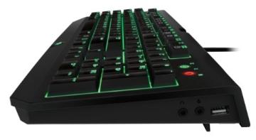 Razer BlackWidow Ultimate Stealth Mechanische Gaming Tastatur