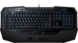 Roccat Isku Illuminated Gaming Tastatur mit USB (deutsches Tastaturlayout, QWERTZ) - 1