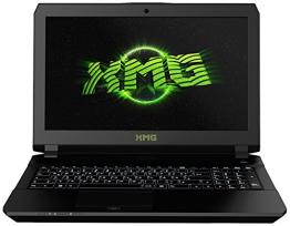 Schenker XMG P505-2US Ci7-4720HQ 39,6cm 15,6Zoll FullHD IPS-Display GeForce GTX 970M 1TB HDD 256GB SSD 8GB RAM AC3160 BT ohne OS schwarz - 1