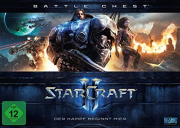 Starcraft 2 - Battlechest - 1