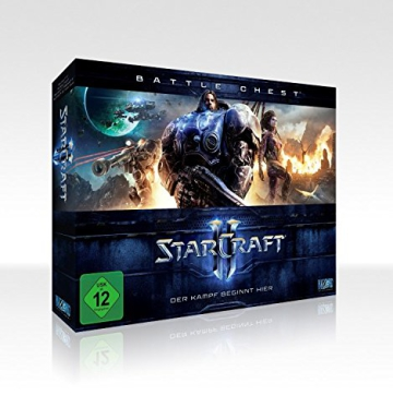 Starcraft 2 – Battlechest