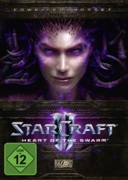 StarCraft II: Heart of the Swarm - 1