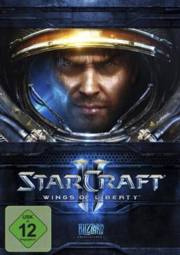 StarCraft II: Wings of Liberty - 1