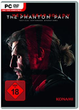 Metal Gear Solid V: The Phantom Pain  -  [PC] - 1